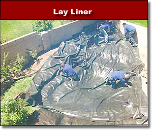 Lay Pond Liner