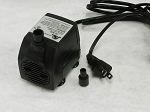 American Pond APJR800-2 Submersible Fountain Pump 211 GPH with 2-Prong Power Cord