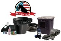 American Pond - Professional Pond Kits