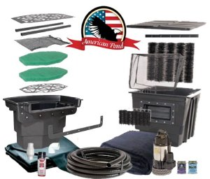 American Pond Professional XLarge Pond Kit