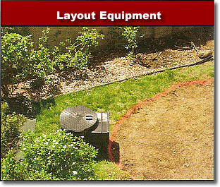 Pond Building Layout Equipment