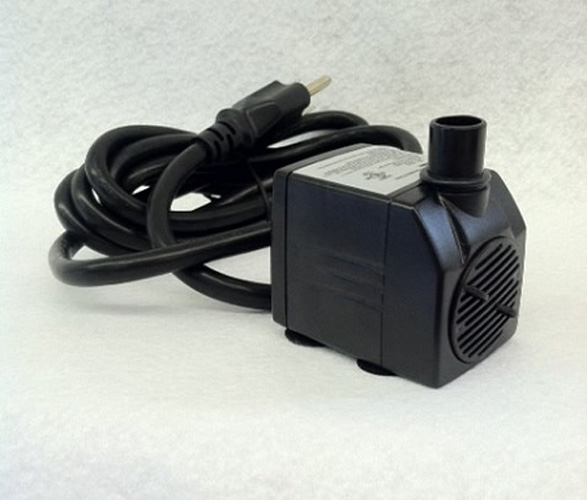 93 Gph Small Submersible Fountain Pump American Pond