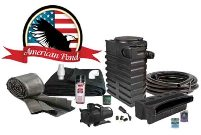 American Pond Medium Waterfall Kit