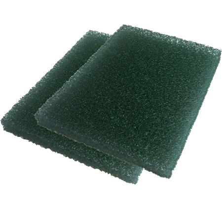 Set of 2 matala replacement mats for atlantic ps7000 95000 for Pond filter mat