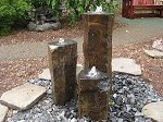 EasyPro Basalt Statuary Fountain Complete Three Pack Kit - 10