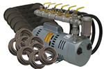 EasyPro Rotary Vane Aeration Systems with Air Diffuser