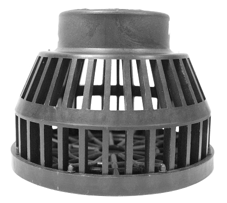 Easypro Suction Strainer Ssp15 1 5 Inch Inlet Size For External Pond Pumps
