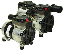 Gast Rocking Piston Compressor 1 4 Hp 115 V Rp741
