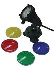 EasyPro 20 watt Submersible Halogen Pond Light with Lens EPL20