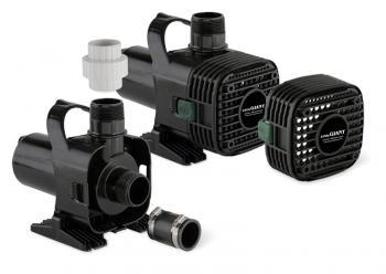 Selecting the correct external pond pump for Install external pond pump