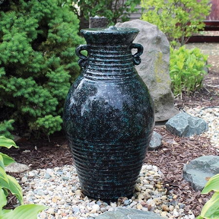 Easypro Classic Vase Fountain Kit Black Marble Hdv31bmz