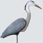 Heron Decoy Critter Control Product