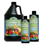 Microbe Life Hydroponic Vitamins & Amino Acids 16 oz Bottle