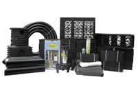 EasyPro Pro Pond Free Waterfall Kits