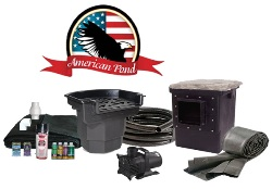 American Pond Professional Large Pond Kit