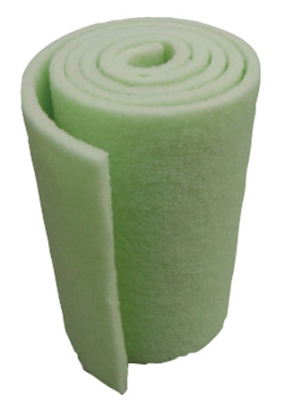 American Pond Lime Green 1 Quot Filter Material 28 Quot X 20 Roll