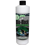Microbe Lift Bio-Black Enzymes and Pond Colorant 8oz Treats 4000 Gallons