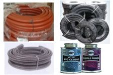 pond plumbing supply pipes and tubing