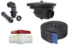pond plumbing supply