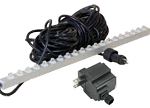 "ProEco LED 11"" inch Weir Light Strips in Blue or White"