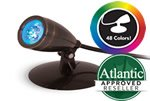 atlantic water gardens color changing led pond lights
