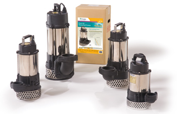 Waterfall pumps atlantic tidalwave a series l series for Pond pumps direct