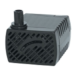 The Fountain Pump by Danner Submersible SP-70 70 GPH 6ft Power Cord