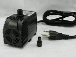 American Pond APJR600F Submersible Fountain Pump 160 GPH with Filter 6ft 3-Prong Power Cord