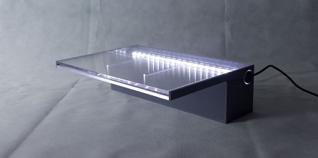 12 Waterfall Spillway With White Led Light American Pond