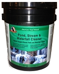American Pond 32oz Natural Oxygen Based Pond Debris Remover Treats 320 Sq. Ft.