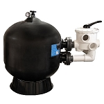 Aqua Ultraviolet Ultima II Pressurized Filter 30000 Gallon Pond Max 3inch Side Mount