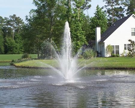Aquamaster Valhalla Geyser Spray Fountain Nozzle