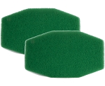 Replacement Filter Mats Set of 2 for BF3800 Waterfall Filter