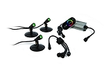 Atlantic Set of 3 Color Changing Lights with Control Module SOLCC2X3