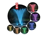 easypro color changing fountain light kit
