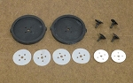 EPW2RKN Diaphram Repair Kit for EasyPro EPW2 Diaphragm Compressor