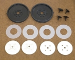 EPW4RK Diaphram Repair Kit for EasyPro EPW4 Diaphragm Compressor