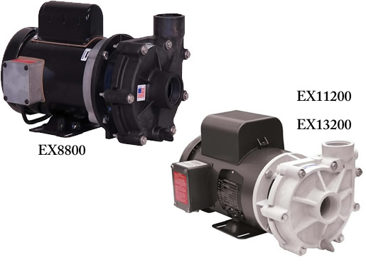 Easypro ex8800 ex11200 ex13200 external pumps manual for Savio 724 ex manuale
