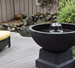 EasyPro Itasca Bowl Fountain with Pump