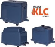 EasyPro KLC Diaphragm Air Compressors
