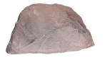 Brown Landscape Boulder for Compressors up to PA66 and small pond filters