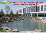EasyPro Pro Series Large Pond Kits