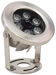 EasyPro 9 Watt Stainless Steel Underwater LED Light 12 Volts
