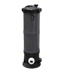 Cartridge Filter 120 sq ft filter provides mechanical filtration