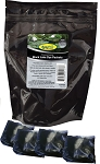 EasyPro Concentrated Black Pond Lake Dye Powder - 4 Water Soluble Packets
