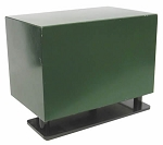 EasyPro Lockable Cabinet with Ground Base 115v Fan