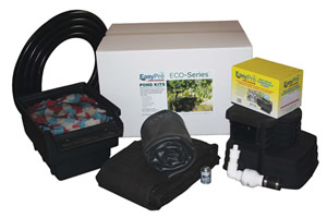 EasyPro Do It Yourself Pond Kits