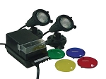 EasyPro 20 Watt 2Pack Halogen EPL20 Lights with Transformer
