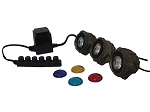 EasyPro 10 Watt 3Pack Halogen Rock Lighting Kit
