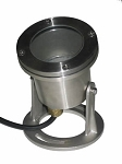 EasyPro 35 watt Submersible Halogen Stainless Steel Pond Light EPSL
